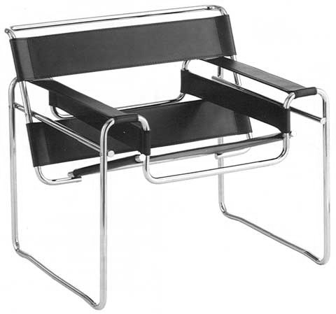 marcel breuer a heavyweight in 20th century design. Black Bedroom Furniture Sets. Home Design Ideas